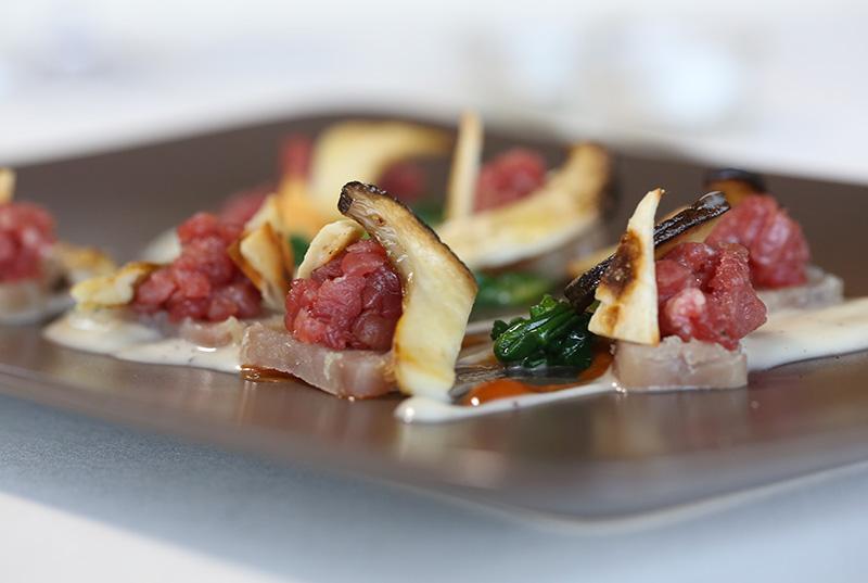Ricetta carne cruda e tartufo